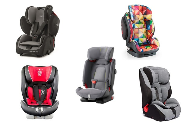 Best Group 1/2/3 car seats 2021 - MadeForMums