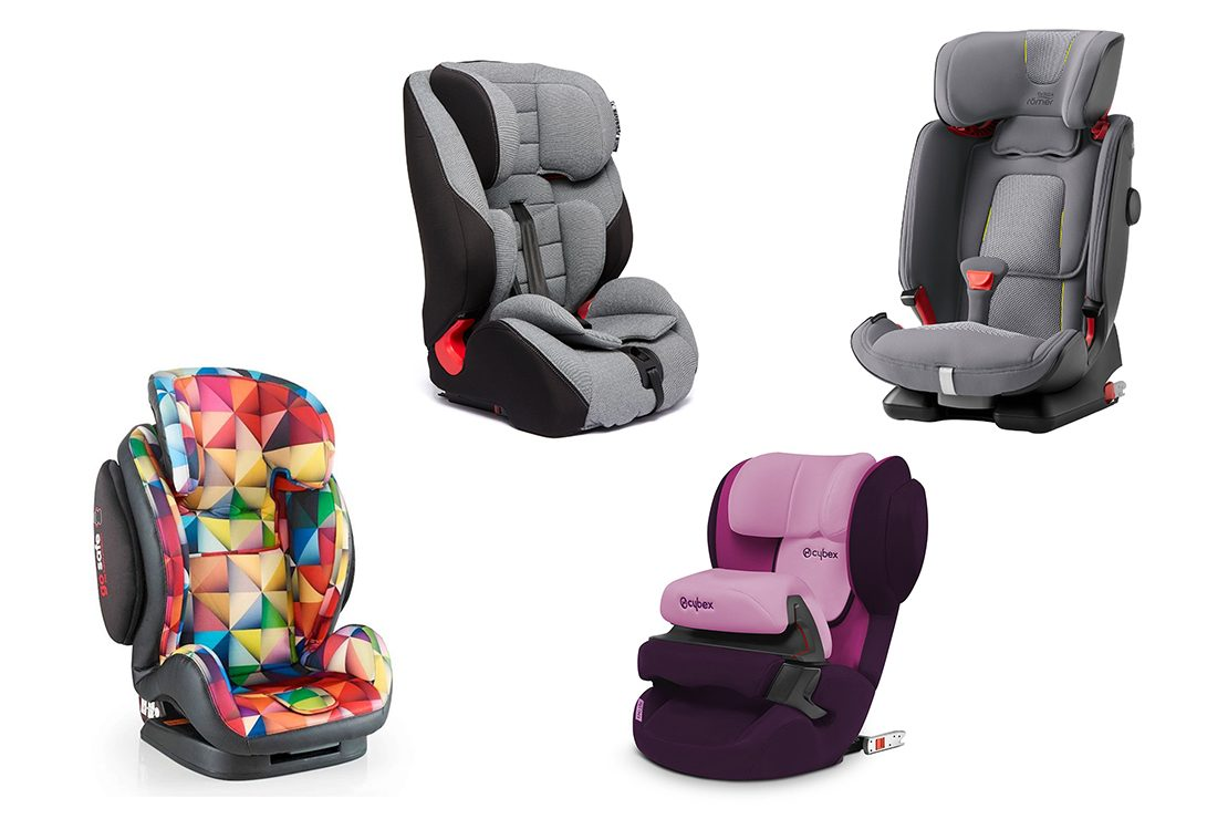 Best-performing UK toddler car seats