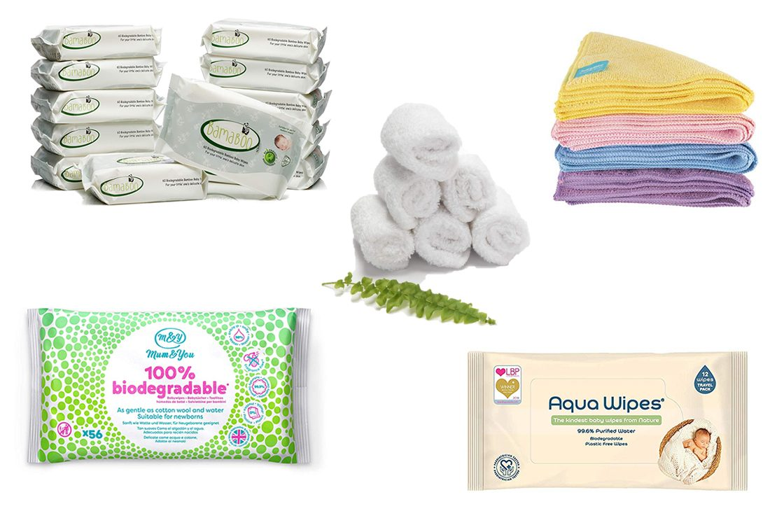 Jackson Reece Unscented Baby Wipes 12 packs of 56 each