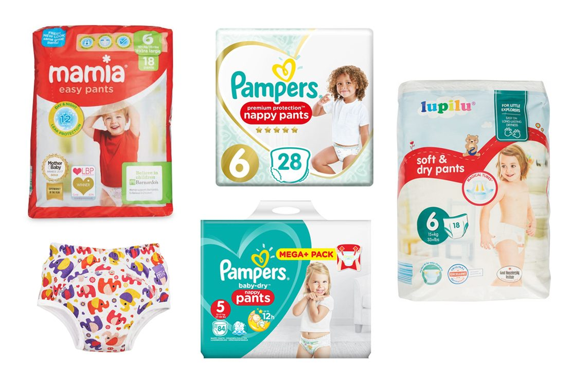 Aldi Mamia Nappies Sizes available  1,2,3,4,5 /& 6 Leak protection