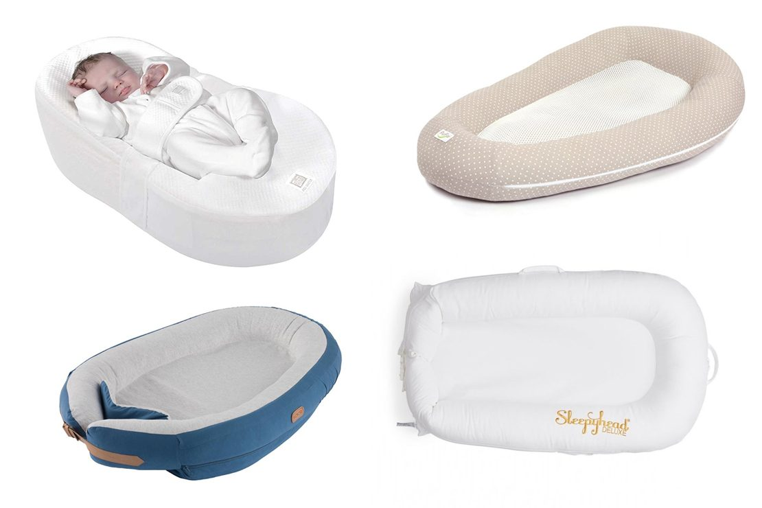 Baby Pillow Newborn Toddler Sleep Positioning Pad Baby Comfort Mattress ,A Suitable for Children from 0-6 Months