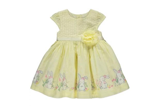 george bunny dress