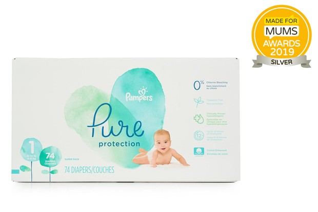 pampers-pure-protection-nappies