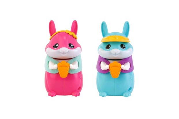 VTech PetSqueaks Betty & Nibble Bunnies