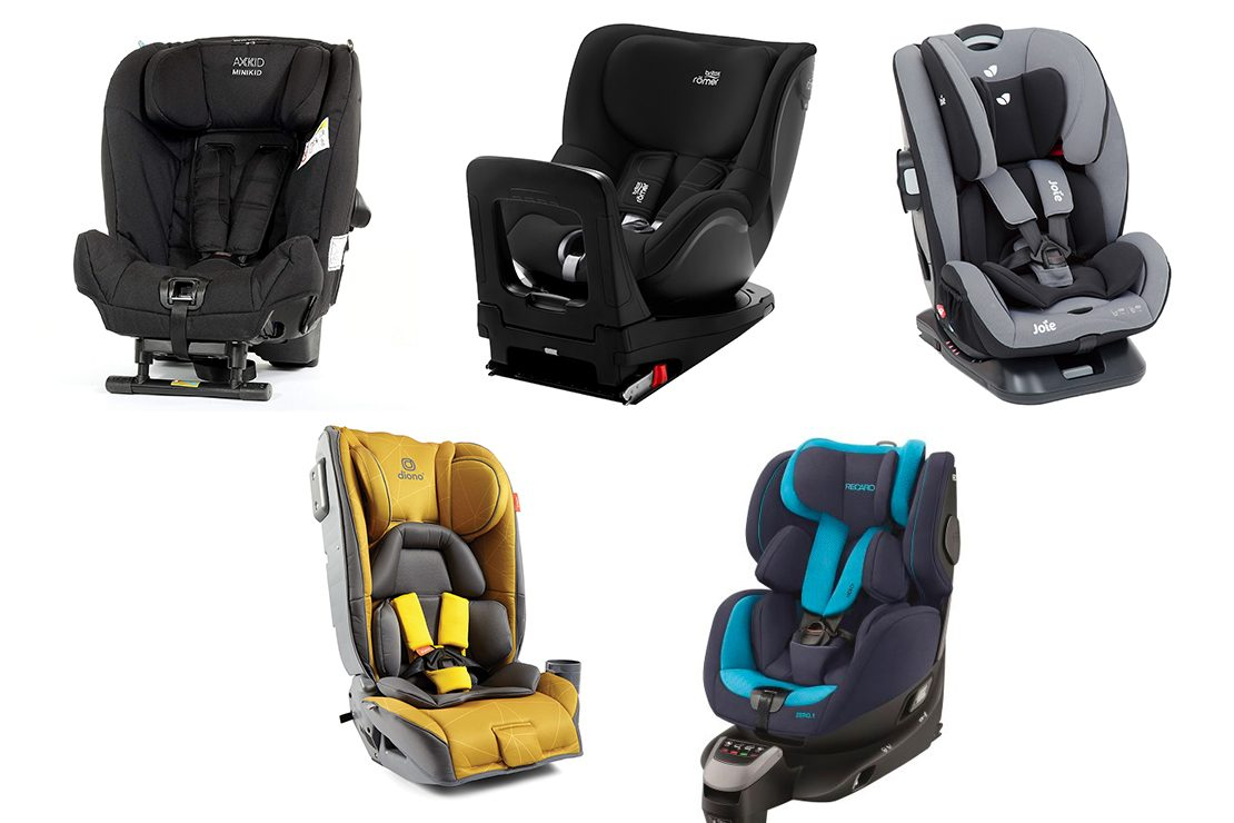 Best rear facing for longer car seats