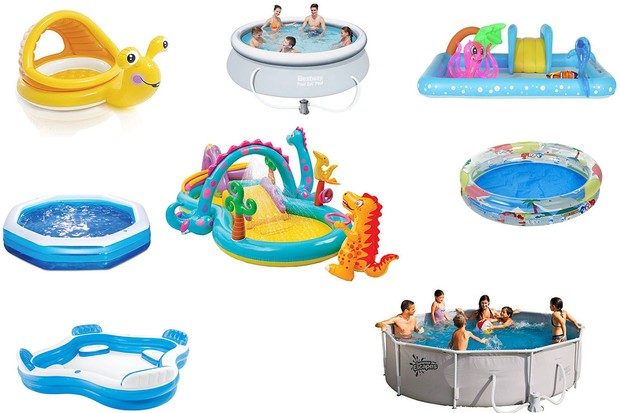 best paddling pools