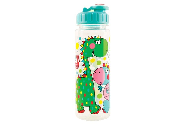 rachel ellen dinosaur bottle