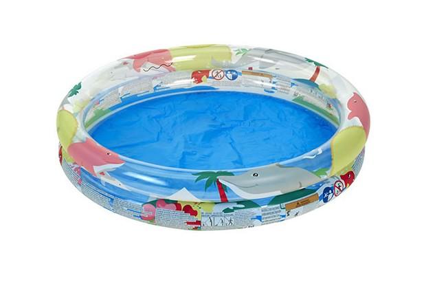 wilko 2 ring paddling pool