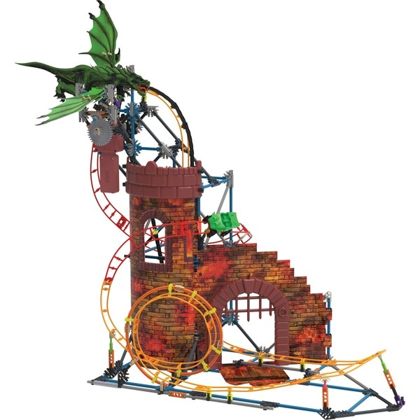 K'NEX Dragon's Revenge Thrill Coaster