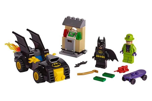 LEGO Batman™ vs. The Riddler™ Robbery