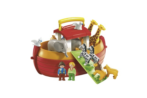 playmobil noah's arc