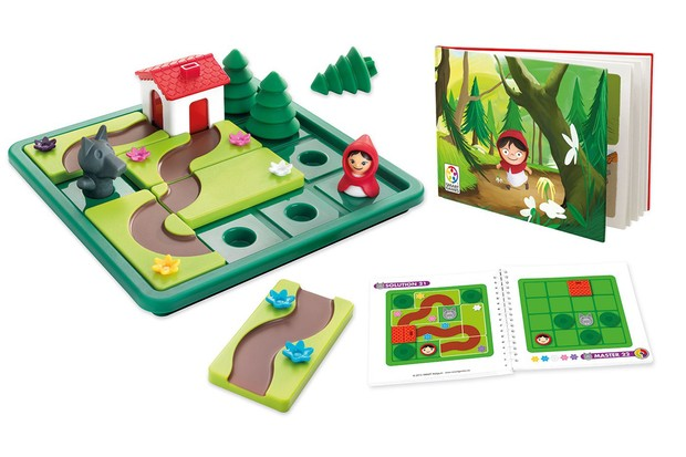 smart games little red