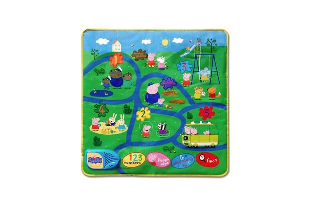 Peppa's Interactive Playmat
