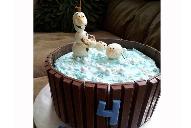 Amazing Childrens Birthday Cakes Made By Mums