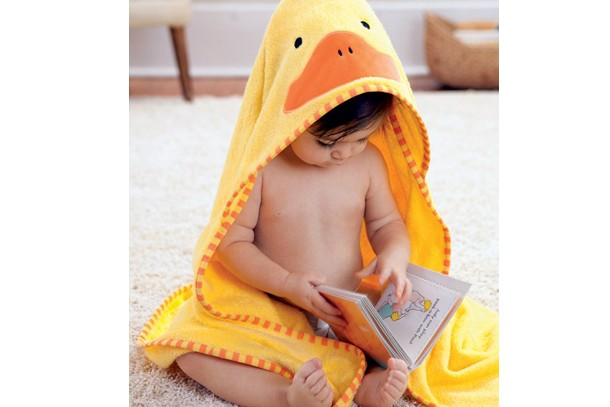 duck towel skip hop