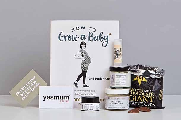 10 Christmas Gifts For Mums To Be 214439