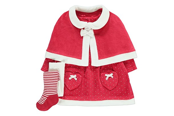 asda santa outfit