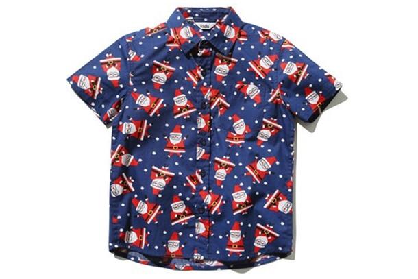 mco santa shirt