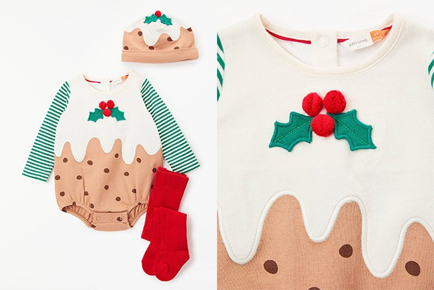 Christmas Pudding Outfit.15 Of The Best Boys And Girls Christmas Costumes For Babies