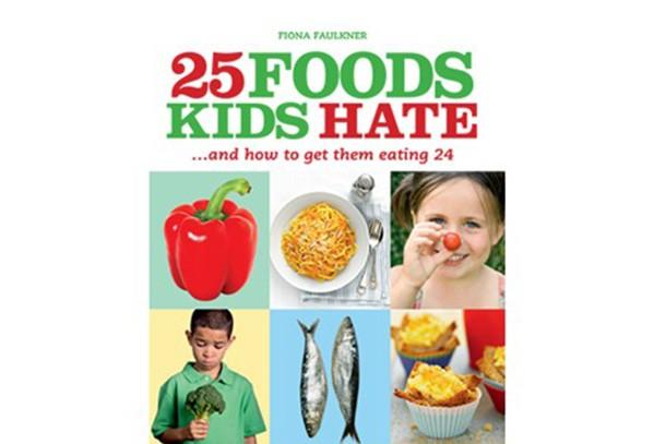 25 foods kids hate