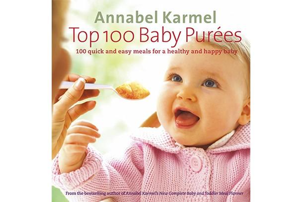 annabel baby puree
