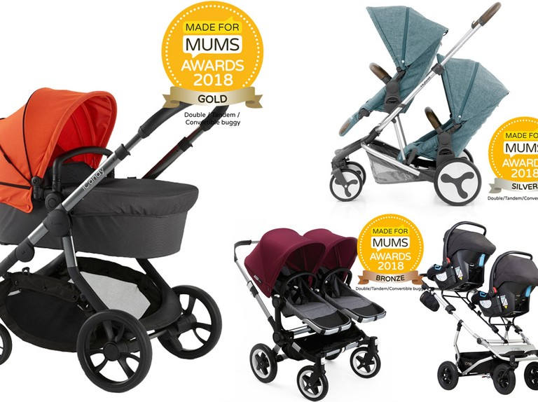 Best Double Pushchairs 2018 Madeformums Madeformums