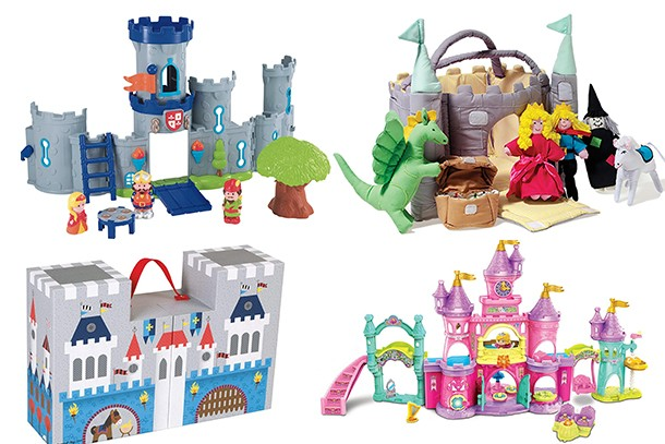 best toy castles