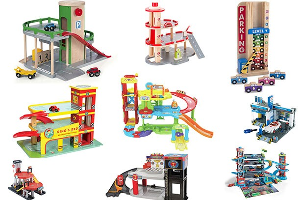 Best Toy Garages For Boys And Girls 2019 Madeformums