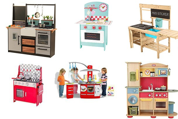10 Of The Best Play Kitchens For Girls And Boys