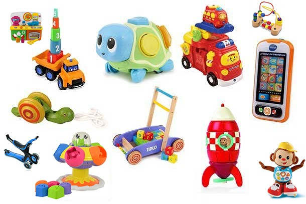 10 Of The Best Toys For 1 Year
