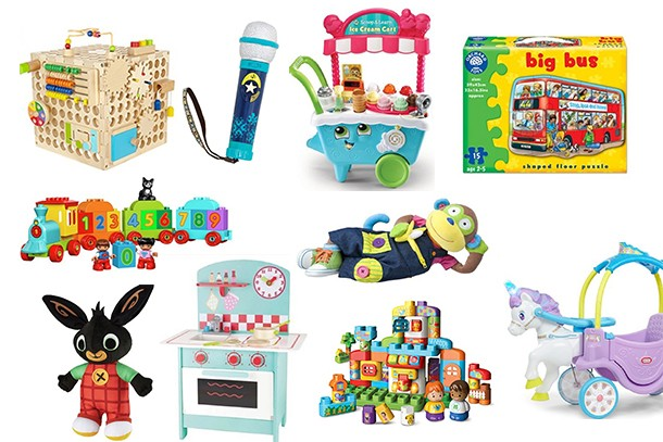 best toys fo 2 year old children