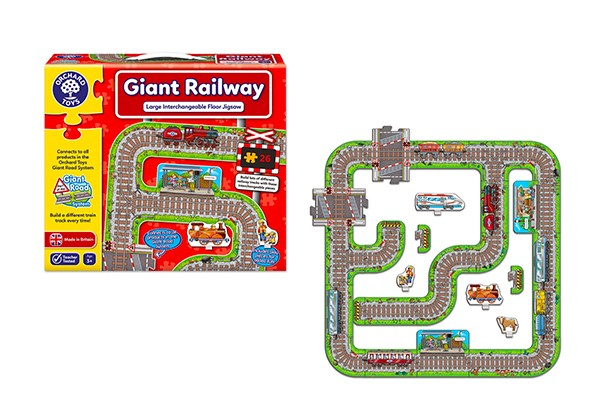 orchard toys railway
