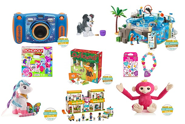 10 Of The Best Toys For 6 Year