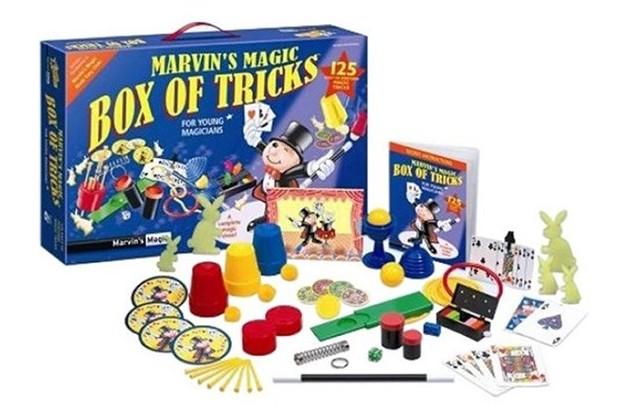 marvins magic box of tricks