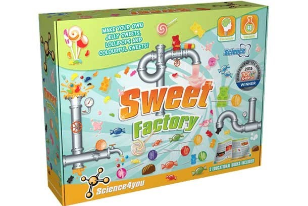 science4you sweet factory