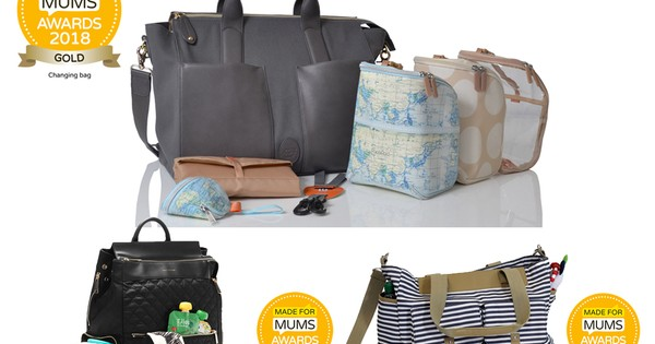 307b5bb49a06 Award-winning baby changing bags to buy for 2019 - MadeForMums