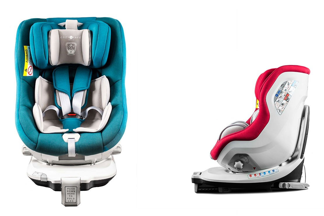 Rotating And Swivel Car Seats For Babies And Toddlers 2019