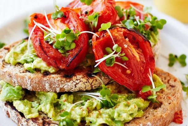 avocado toast olive recipe