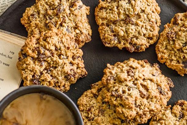 olive breakfast cookies