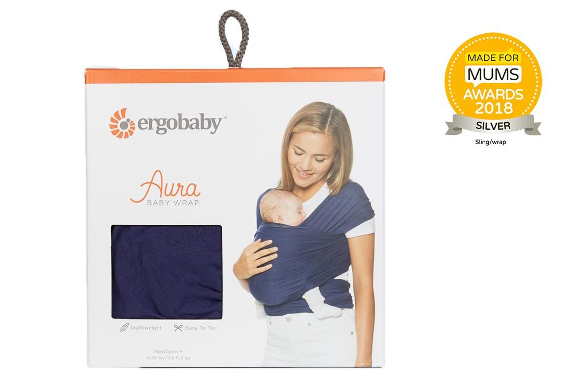 7044875f7ec Ergobaby Aura Baby Wrap