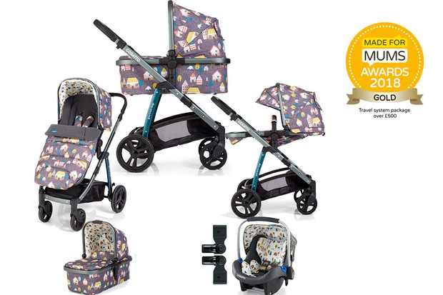 Cosatto Wow Complete Travel System
