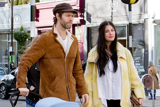 howard donald and wife