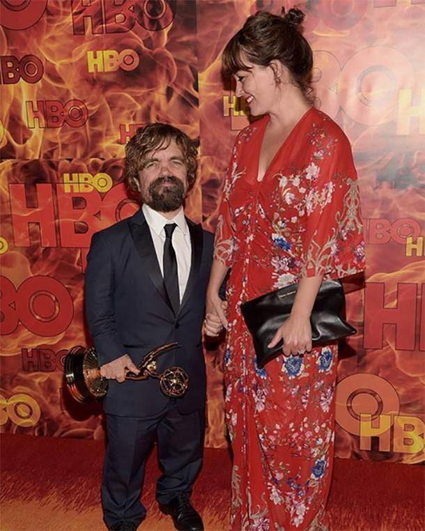 peter dinklage and erica