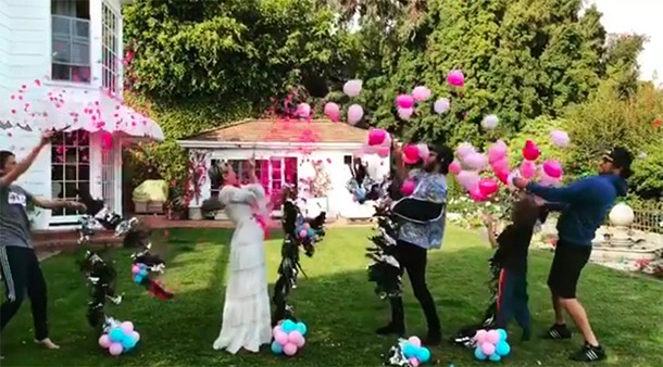kate hudson baby no 3 gender reveal