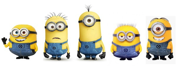 How Many Different Minions Are There And More Minions