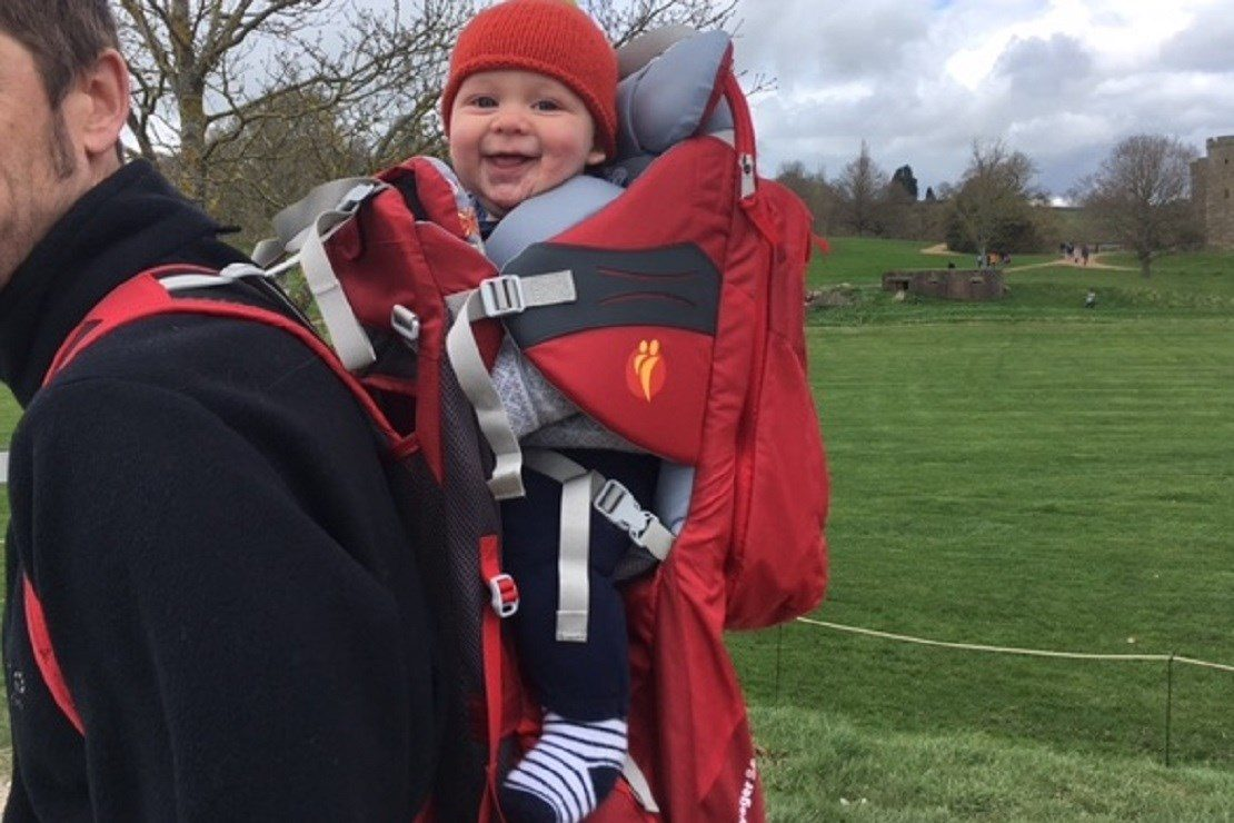 baby rucksack carrier age