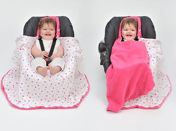 Best Car Seat Travel Blankets For, Car Seat Blanket Cover