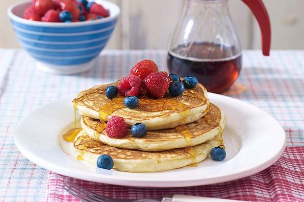 American Buttermilk Pancakes Recipe Madeformums