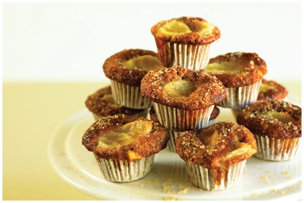 Annabel Karmel's mini banana muffins
