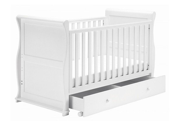 super popular 5181b 3f8a1 Babies R Us Sleigh Cot Bed - Cots & Cotbeds - Cots, night ...
